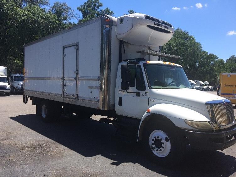 Reefer Truck-Light and Medium Duty Trucks-International-2012-4300-JACKSONVILLE-FL-175,811 miles-$36,250