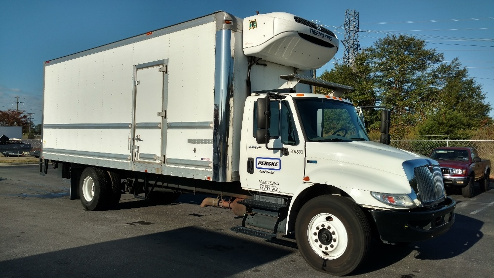 Reefer Truck-Light and Medium Duty Trucks-International-2012-4300-WINSTON SALEM-NC-171,087 miles-$27,000