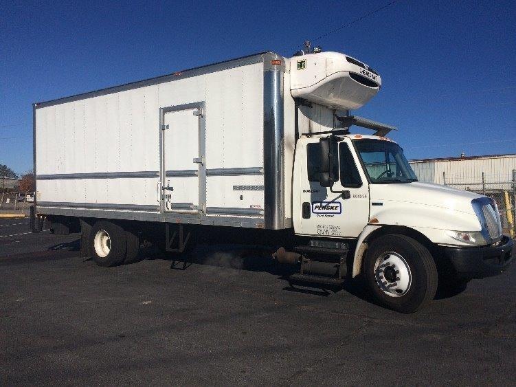 Reefer Truck-Light and Medium Duty Trucks-International-2012-4300-FOREST PARK-GA-132,340 miles-$42,750