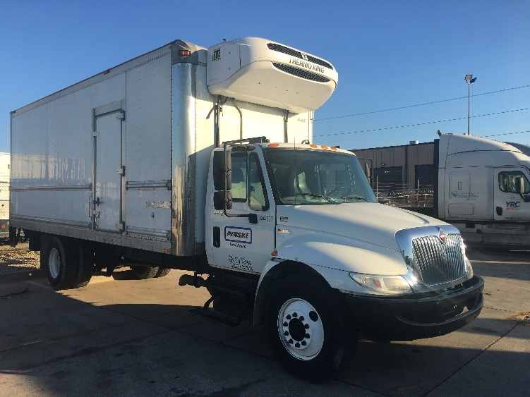 Reefer Truck-Light and Medium Duty Trucks-International-2012-4300-DALLAS-TX-178,203 miles-$28,250