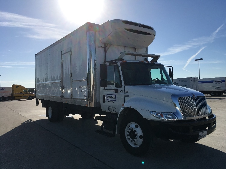 Reefer Truck-Light and Medium Duty Trucks-International-2012-4300-DALLAS-TX-191,338 miles-$27,750
