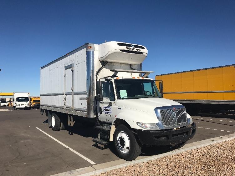 Reefer Truck-Light and Medium Duty Trucks-International-2012-4300-DENVER-CO-113,947 miles-$37,750