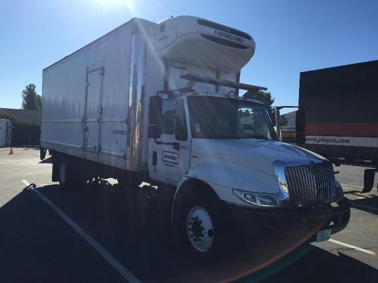 Reefer Truck-Light and Medium Duty Trucks-International-2012-4300-LA MIRADA-CA-120,948 miles-$40,000