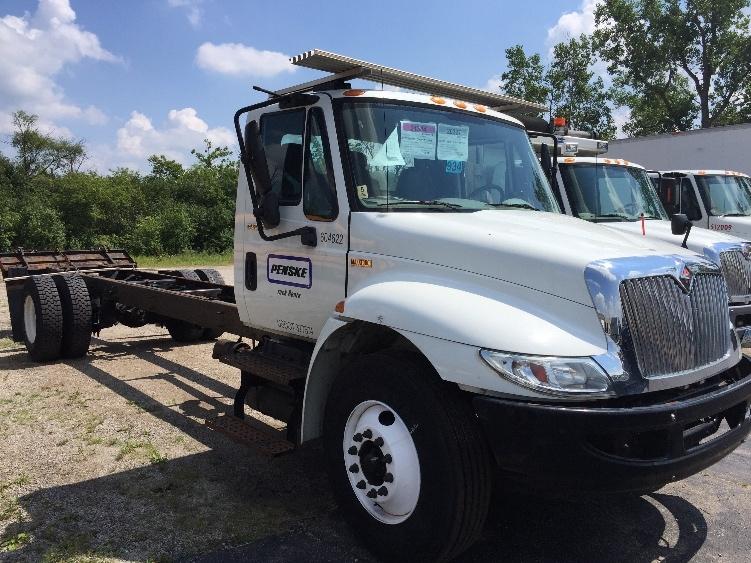Reefer Truck-Light and Medium Duty Trucks-International-2012-4300-NORTHWOOD-OH-133,062 miles-$29,500