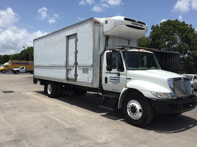 Reefer Truck-Light and Medium Duty Trucks-International-2012-4300-POMPANO BEACH-FL-119,787 miles-$38,250