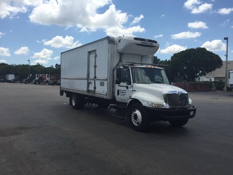 Reefer Truck-Light and Medium Duty Trucks-International-2012-4300-MEDLEY-FL-185,410 miles-$32,500