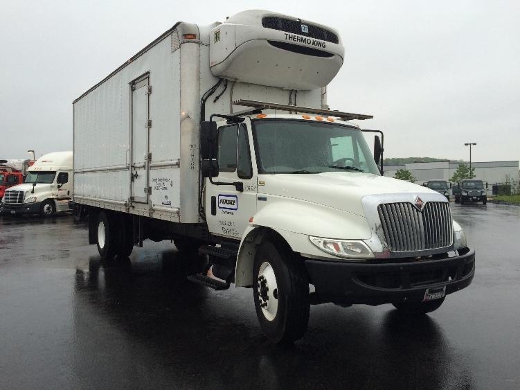 Reefer Truck-Light and Medium Duty Trucks-International-2012-4300-BALTIMORE-MD-150,357 miles-$42,250