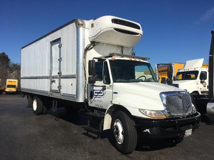 Reefer Truck-Light and Medium Duty Trucks-International-2012-4300-BALTIMORE-MD-165,010 miles-$41,000