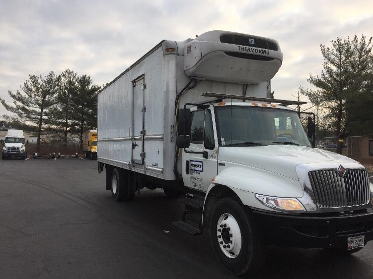 Reefer Truck-Light and Medium Duty Trucks-International-2012-4300-JESSUP-MD-162,762 miles-$40,000