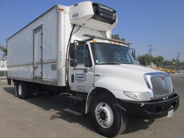 Reefer Truck-Light and Medium Duty Trucks-International-2012-4300-CARSON-CA-135,469 miles-$37,500