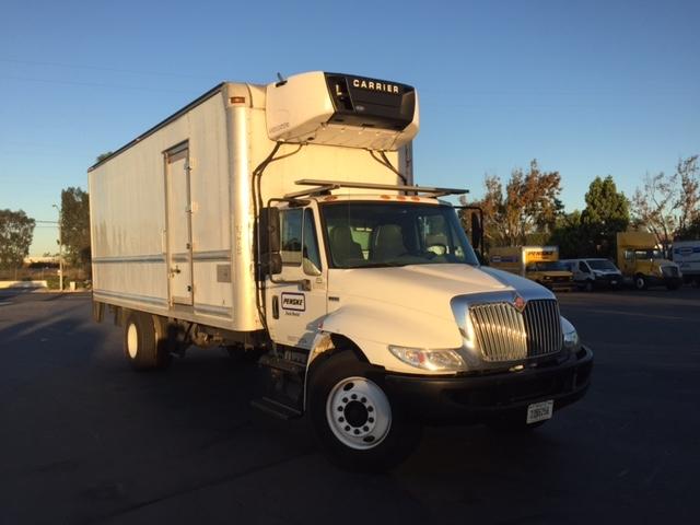 Reefer Truck-Light and Medium Duty Trucks-International-2012-4300-TORRANCE-CA-134,348 miles-$37,750