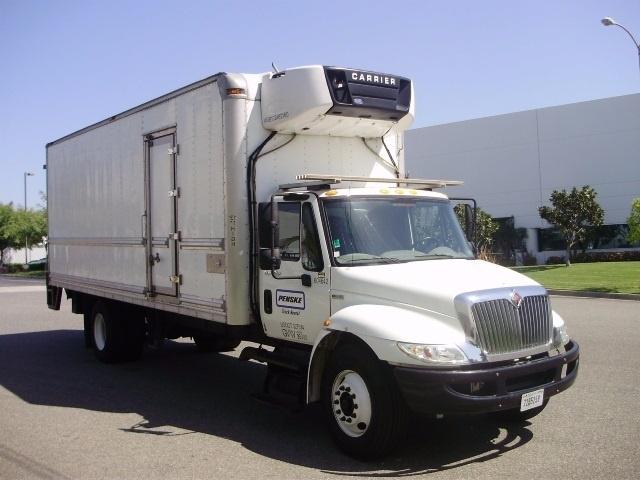 Reefer Truck-Light and Medium Duty Trucks-International-2012-4300-TORRANCE-CA-111,555 miles-$38,750