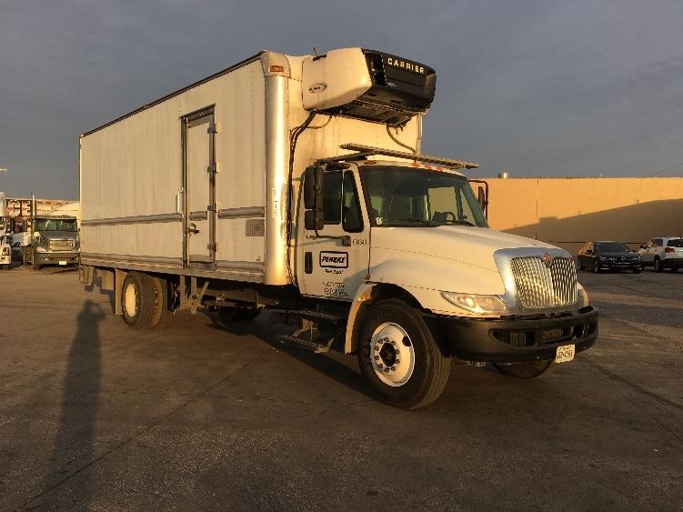 Reefer Truck-Light and Medium Duty Trucks-International-2012-4300-DALLAS-TX-150,839 miles-$14,500