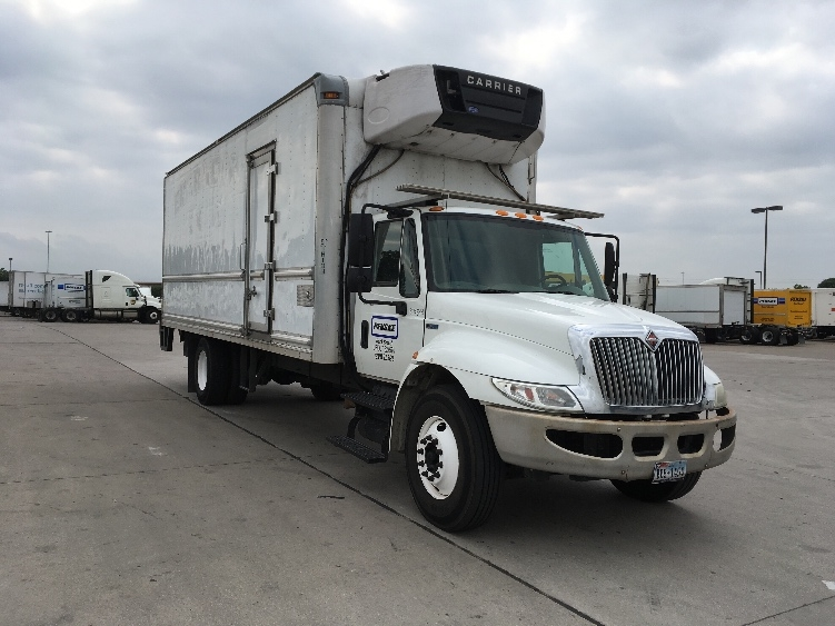 Reefer Truck-Light and Medium Duty Trucks-International-2012-4300-DALLAS-TX-143,042 miles-$31,750
