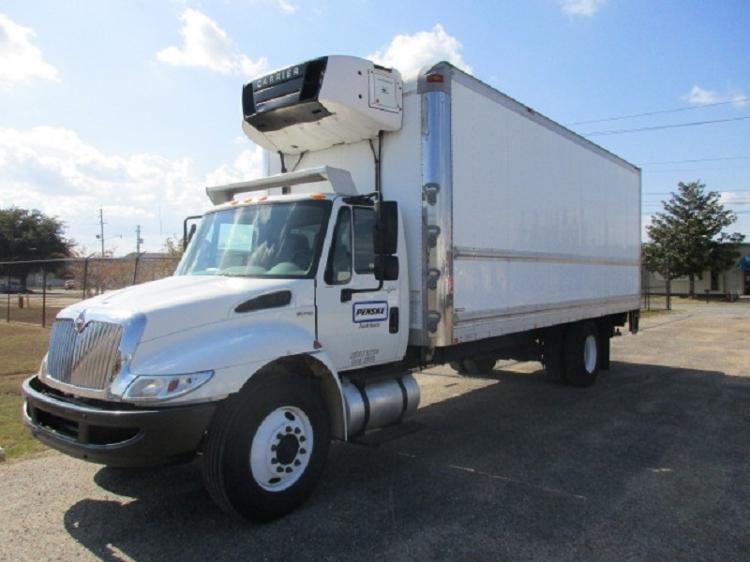 Reefer Truck-Light and Medium Duty Trucks-International-2012-4300-WARREN-MI-128,916 miles-$38,750