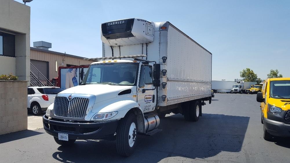 Reefer Truck-Light and Medium Duty Trucks-International-2012-4300-TORRANCE-CA-131,001 miles-$38,000