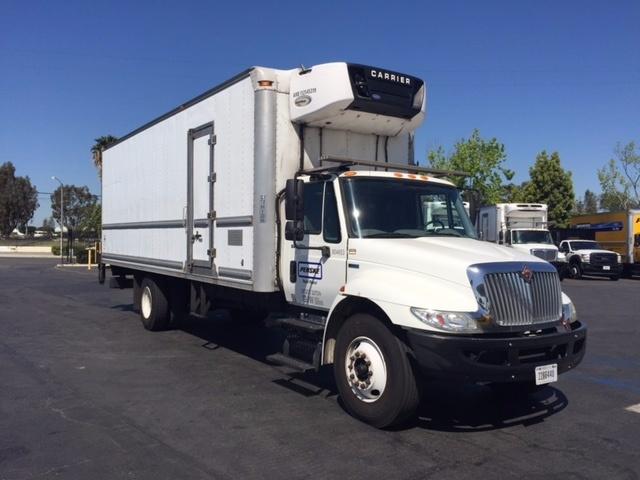 Reefer Truck-Light and Medium Duty Trucks-International-2012-4300-TORRANCE-CA-137,494 miles-$37,500