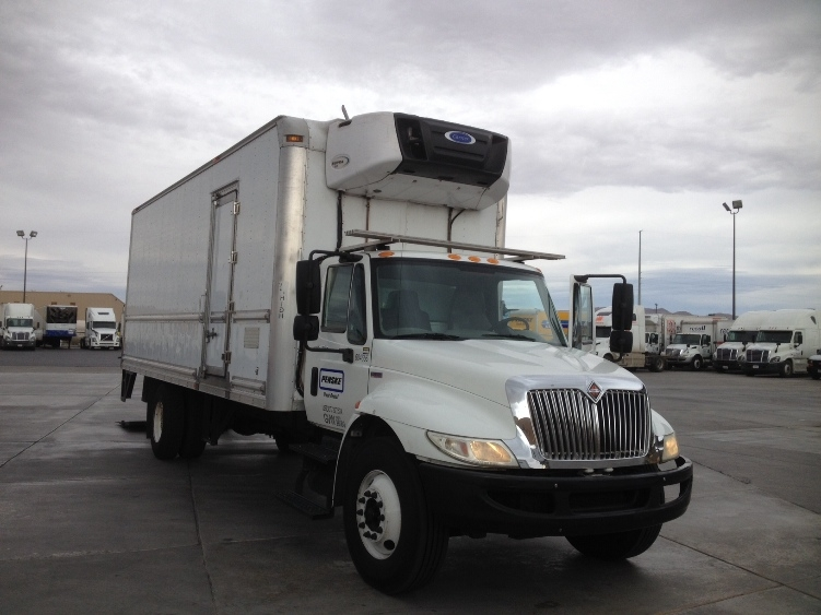 Reefer Truck-Light and Medium Duty Trucks-International-2012-4300-LAS VEGAS-NV-52,603 miles-$50,250
