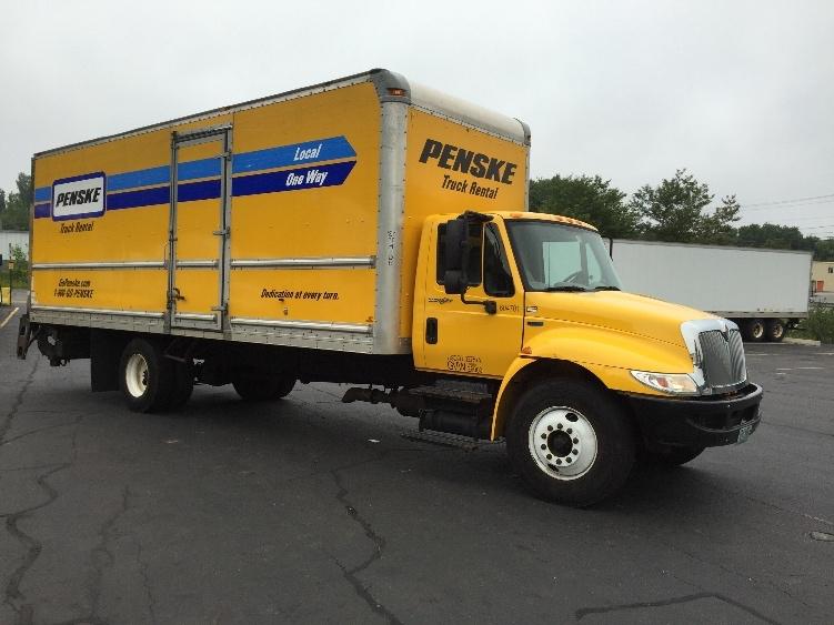 Medium Duty Box Truck-Light and Medium Duty Trucks-International-2012-4300-LAWRENCE-MA-105,550 miles-$29,000