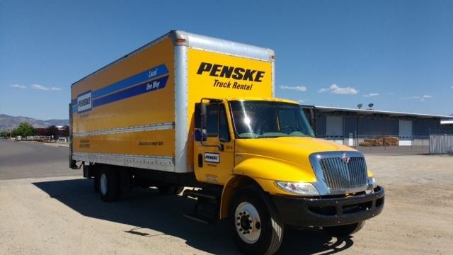 Medium Duty Box Truck-Light and Medium Duty Trucks-International-2012-4300-SPRINGFIELD-OR-148,238 miles-$29,250