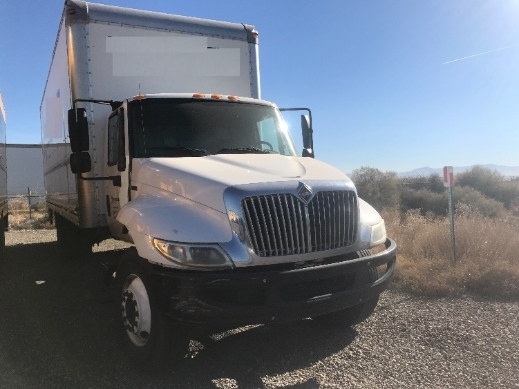 Medium Duty Box Truck-Light and Medium Duty Trucks-International-2012-4300-ALBUQUERQUE-NM-251,095 miles-$7,500