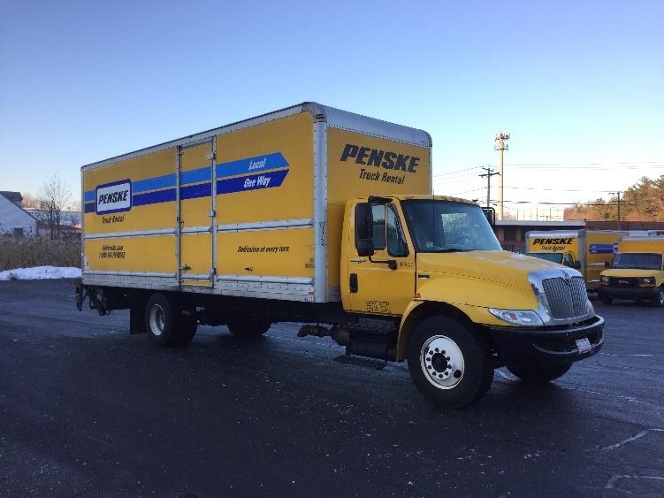 Medium Duty Box Truck-Light and Medium Duty Trucks-International-2012-4300-AUBURN-MA-123,717 miles-$30,000