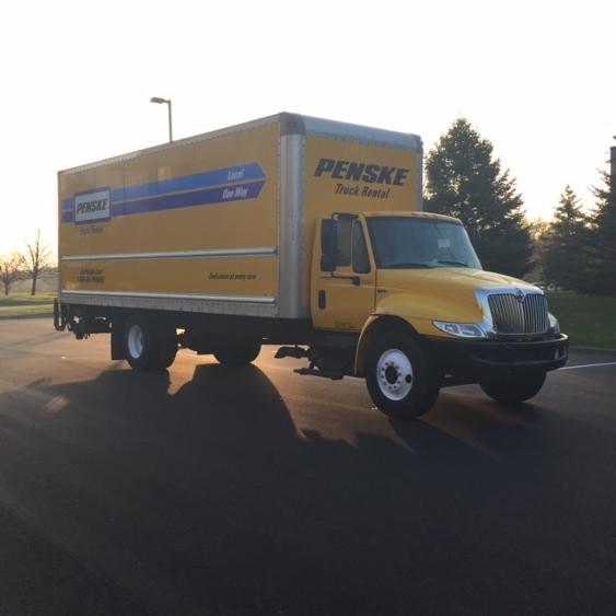 Medium Duty Box Truck-Light and Medium Duty Trucks-International-2012-4300-EAGAN-MN-177,433 miles-$29,500