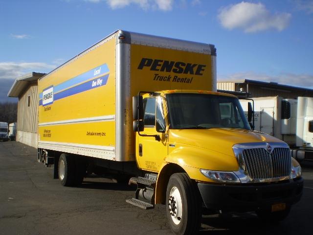 Medium Duty Box Truck-Light and Medium Duty Trucks-International-2012-4300-CHICOPEE-MA-128,407 miles-$29,500