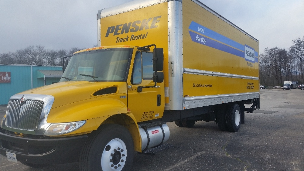 Medium Duty Box Truck-Light and Medium Duty Trucks-International-2012-4300-CHESTER-VA-182,322 miles-$27,750