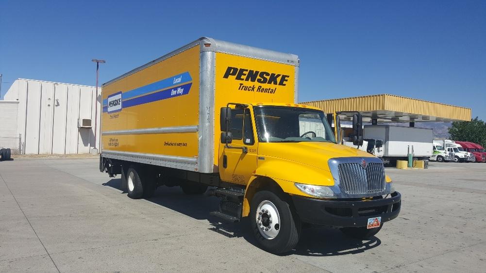 Medium Duty Box Truck-Light and Medium Duty Trucks-International-2012-4300-WEST VALLEY CITY-UT-180,348 miles-$26,500
