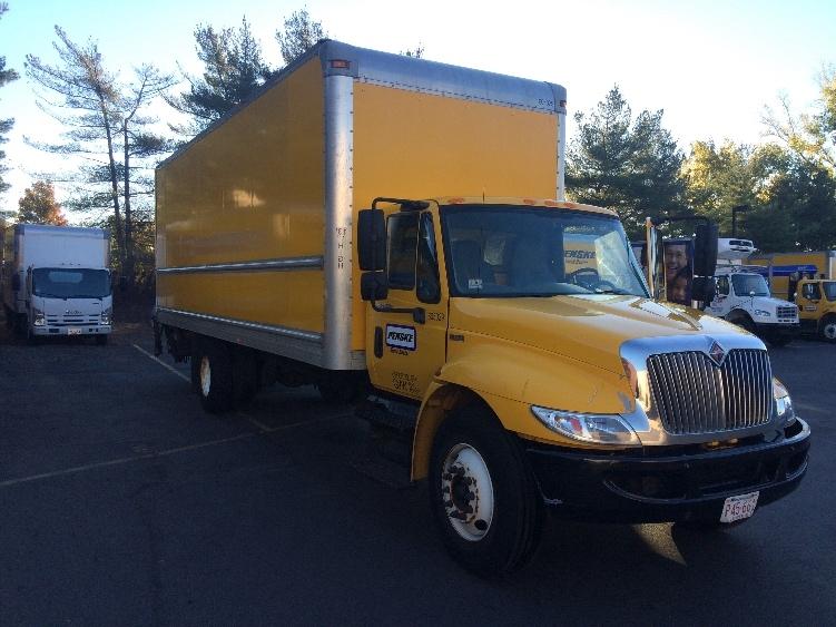 Medium Duty Box Truck-Light and Medium Duty Trucks-International-2012-4300-MEDFORD-MA-130,942 miles-$30,750