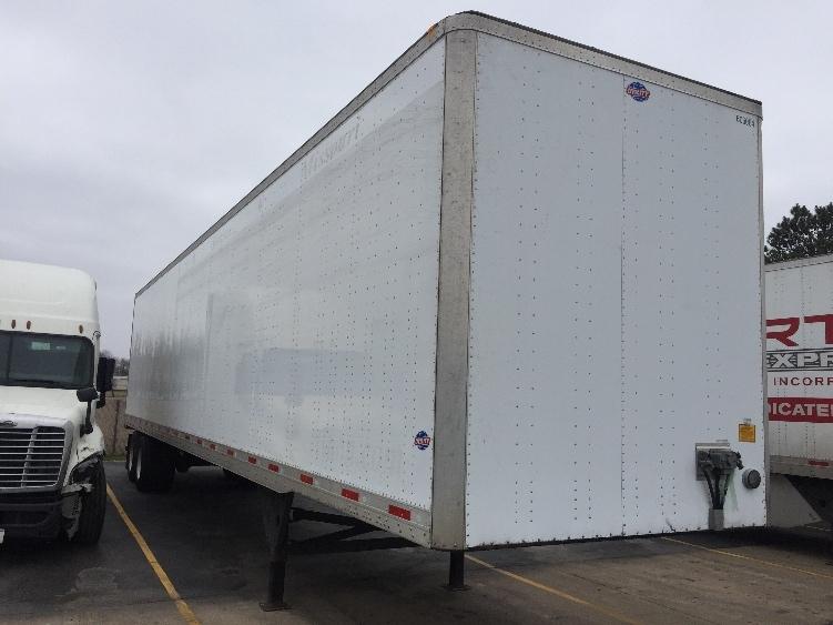 Dry Van Trailer-Semi Trailers-Utility-2012-Trailer-TULSA-OK-527,000 miles-$17,250