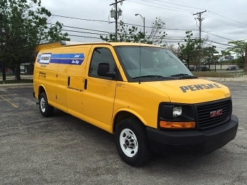 Cargo Van (Panel Van)-Light and Medium Duty Trucks-GMC-2011-Savana G23705-CHICAGO RIDGE-IL-92,629 miles-$12,000