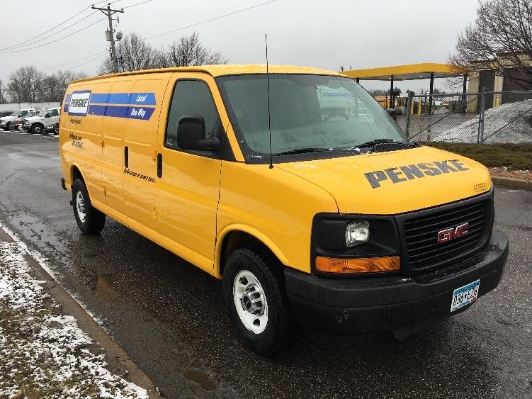 Cargo Van (Panel Van)-Light and Medium Duty Trucks-GMC-2011-Savana G23705-ROSEVILLE-MN-65,713 miles-$14,250