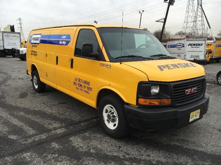 Cargo Van (Panel Van)-Light and Medium Duty Trucks-GMC-2011-Savana G23705-NEW CASTLE-DE-65,794 miles-$13,750