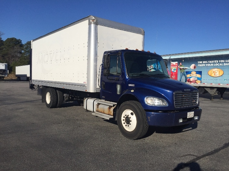 Medium Duty Box Truck-Light and Medium Duty Trucks-Freightliner-2011-M2-CHESTER-VA-267,614 miles-$32,750