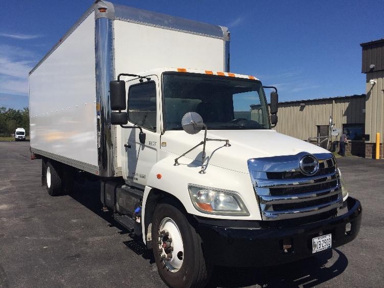 Medium Duty Box Truck-Light and Medium Duty Trucks-Hino-2011-268-SCARBOROUGH-ME-239,920 miles-$29,750