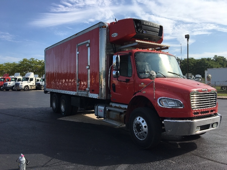 Reefer Truck-Light and Medium Duty Trucks-Freightliner-2011-M2-HARRISBURG-PA-185,322 miles-$37,750