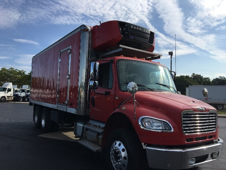 Reefer Truck-Light and Medium Duty Trucks-Freightliner-2011-M2-HARRISBURG-PA-176,414 miles-$38,750