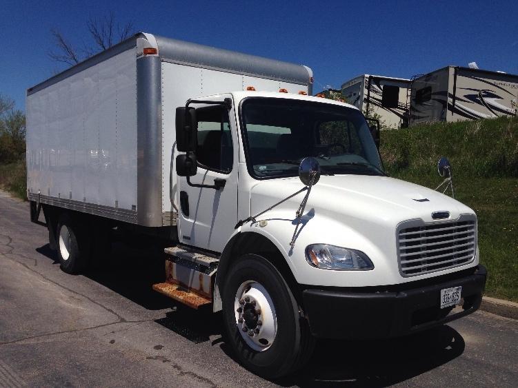 Medium Duty Box Truck-Light and Medium Duty Trucks-Freightliner-2011-M2-OSHAWA-ON-177,981 km-$46,500