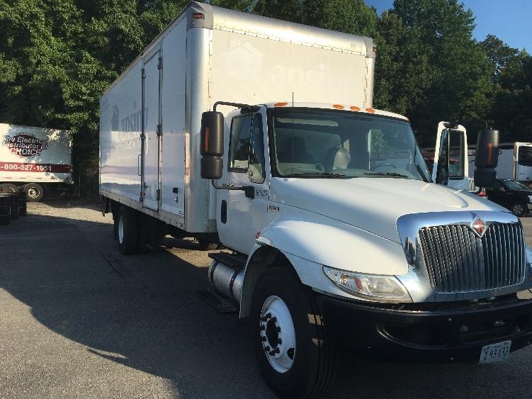 Medium Duty Box Truck-Light and Medium Duty Trucks-International-2012-4300-NEWPORT NEWS-VA-159,695 miles-$28,250