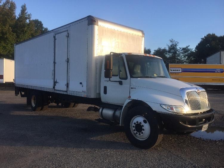 Medium Duty Box Truck-Light and Medium Duty Trucks-International-2012-4300-NEWPORT NEWS-VA-108,000 miles-$25,000