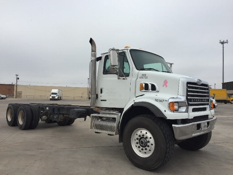 Cab and Chassis Truck-Light and Medium Duty Trucks-Sterling-2008-LT7500-AMARILLO-TX-176,953 miles-$56,250