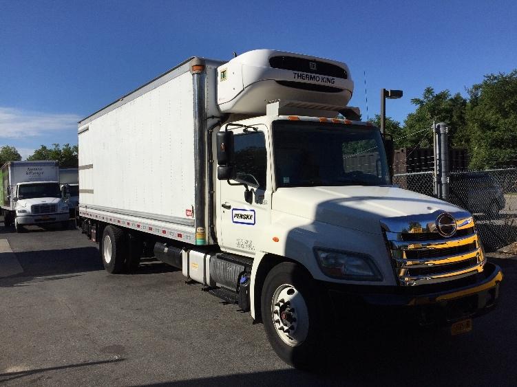 Reefer Truck-Light and Medium Duty Trucks-Hino-2011-338-WEST BABYLON-NY-158,126 miles-$38,750