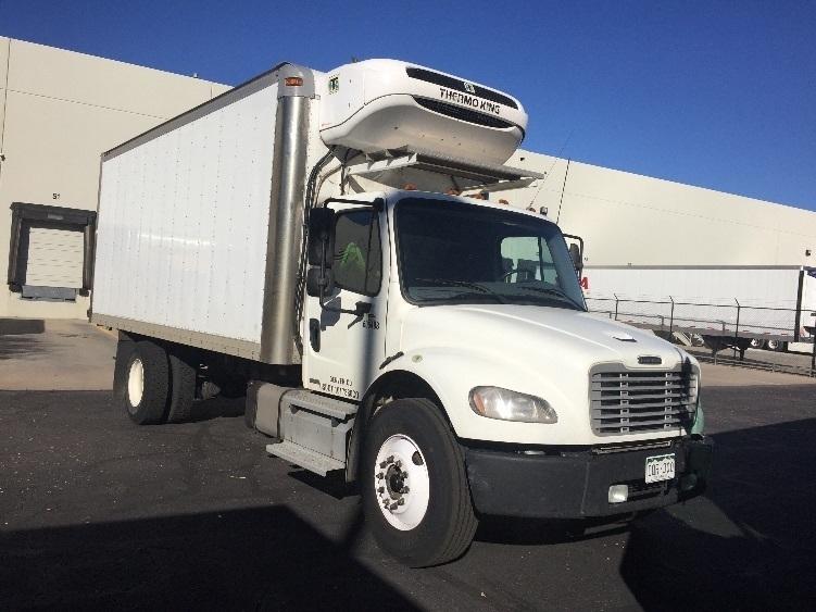 Reefer Truck-Light and Medium Duty Trucks-Freightliner-2011-M2-DENVER-CO-251,738 miles-$29,500