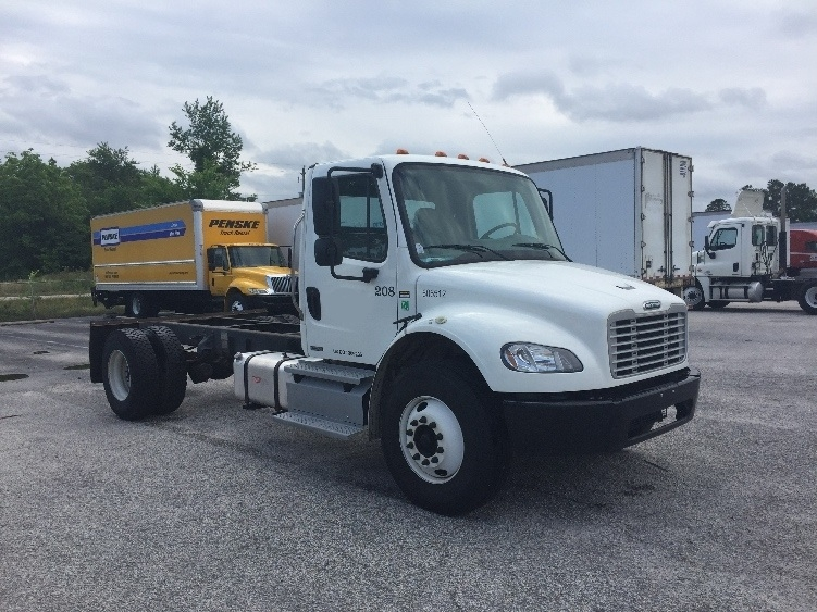 Cab and Chassis Truck-Heavy Duty Tractors-Freightliner-2011-M2-FLORENCE-SC-249,267 miles-$20,250