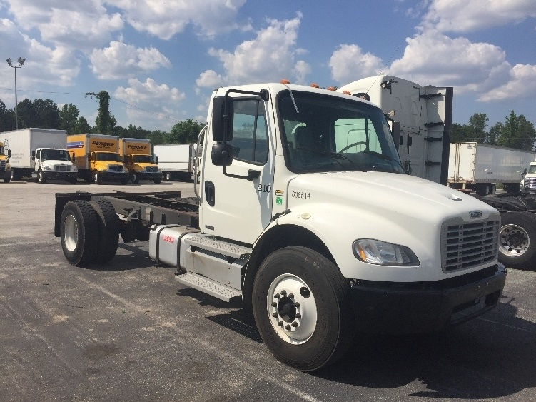 Cab and Chassis Truck-Light and Medium Duty Trucks-Freightliner-2011-M2-MEBANE-NC-256,316 miles-$23,500