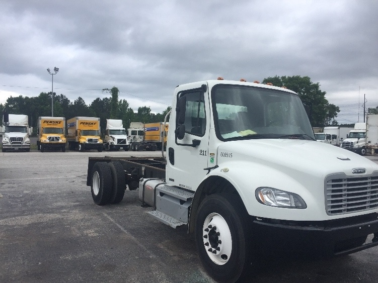 Medium Duty Box Truck-Light and Medium Duty Trucks-Freightliner-2011-M2-MEBANE-NC-245,518 miles-$21,250