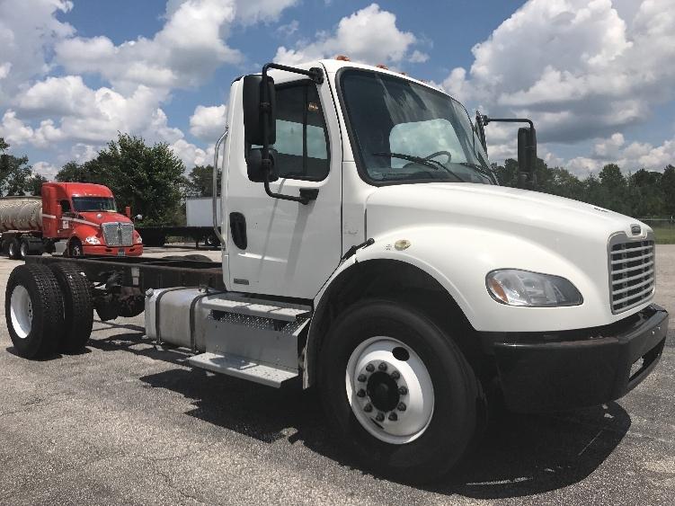 Medium Duty Box Truck-Light and Medium Duty Trucks-Freightliner-2011-M2-MEBANE-NC-256,118 miles-$23,000