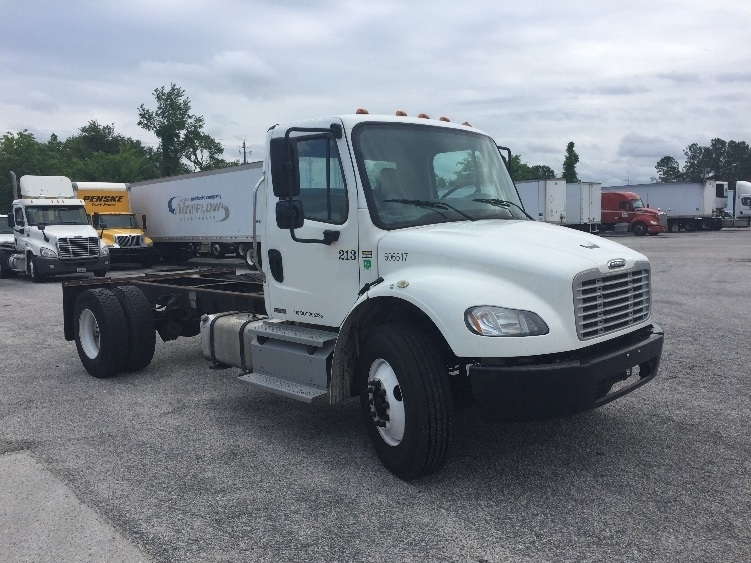 Cab and Chassis Truck-Light and Medium Duty Trucks-Freightliner-2011-M2-FLORENCE-SC-256,431 miles-$23,000